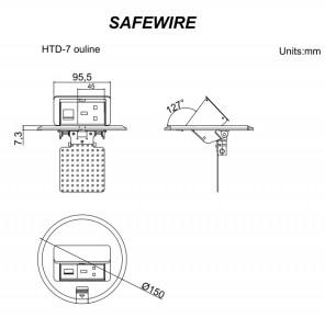 Safewire HTD-7