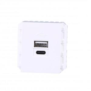 XJY-USB-50B-A-C Wall switch