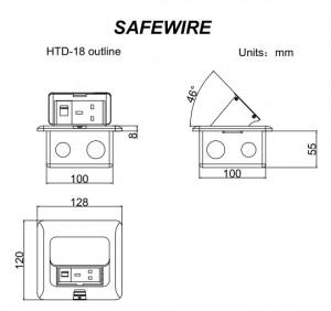 safewire HTD-18/18L