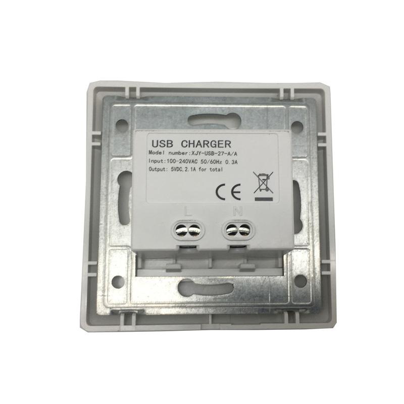2017 Latest Design Hdmi Usb Pop Up Box - SF-86-USB-59 – Safewire Electric