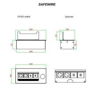 Safewire FZ-521WF-S