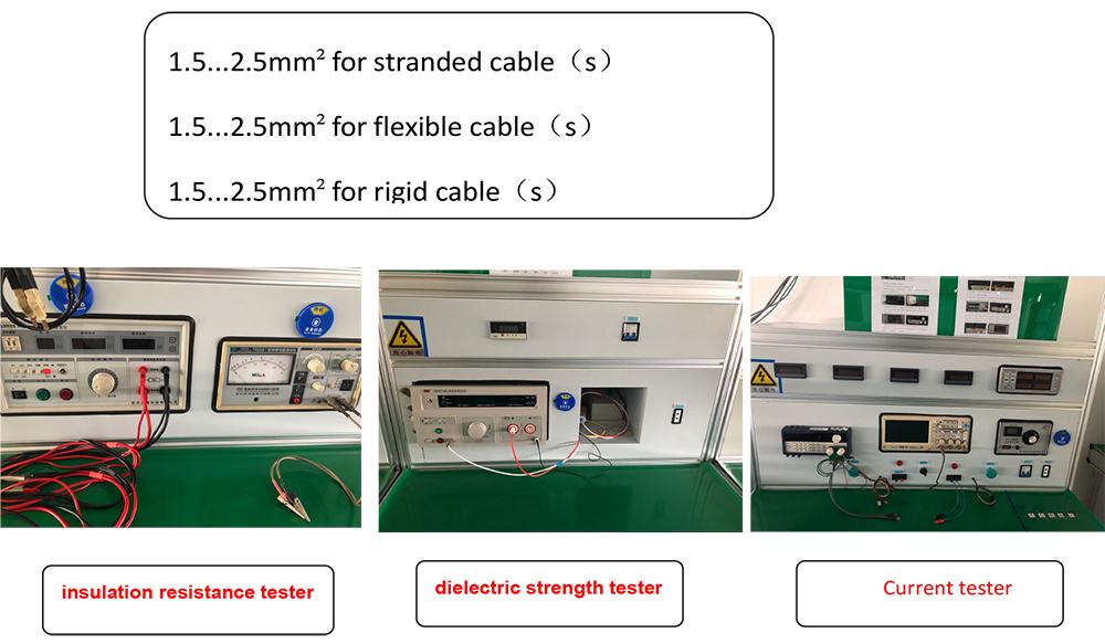 Safewire Datasheet 45 type  Safety shutter multi-sockets XJY-QB-35-1-2-3 M200505-5