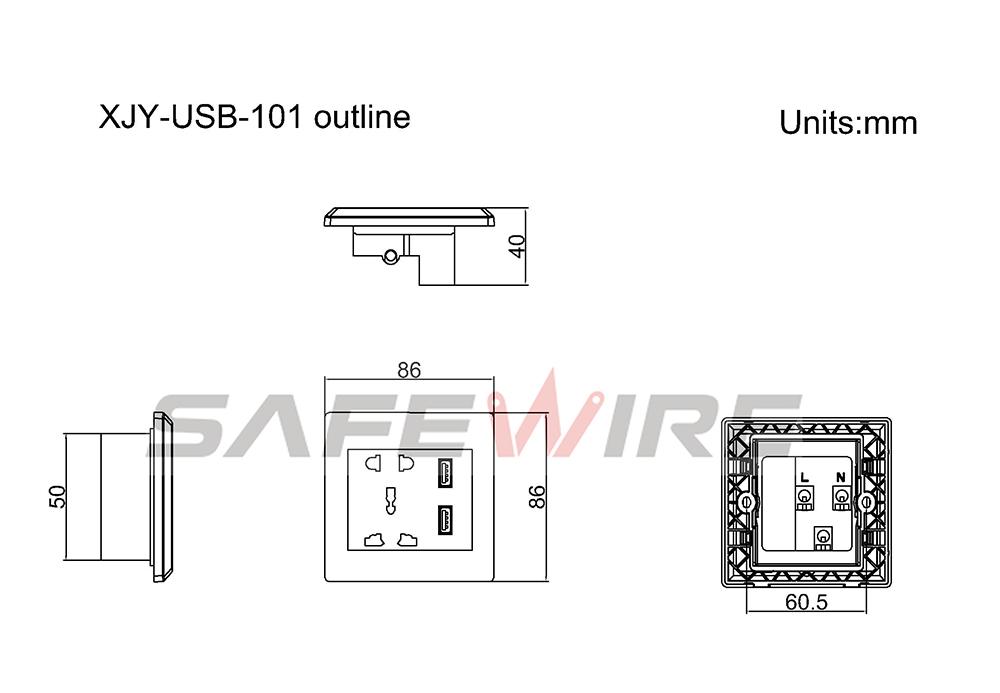XJY-USB-101